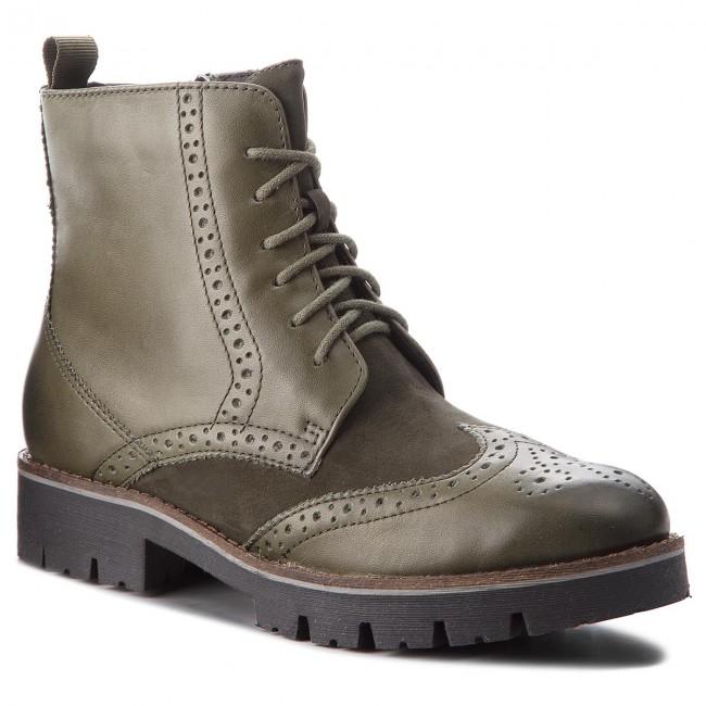 Scarponcini CAPRICE - 9-25209-21 Khaki Komb 740 - Scarpe da trekking e scarponcini - Stivali e altri - Donna | Di Qualità Superiore  | Maschio/Ragazze Scarpa