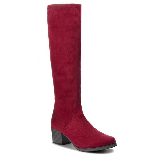 Stivali CAPRICE - 9-25506-21 Bordeaux Stre. 544 - Stivali - Stivali e altri - Donna | Exit  | Maschio/Ragazze Scarpa