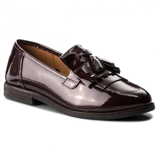 Scarpe basse CAPRICE - 9-24200-21 Bordeaux Pat. 541 - Basse - Scarpe basse - Donna | Eccellente valore  | Uomini/Donne Scarpa
