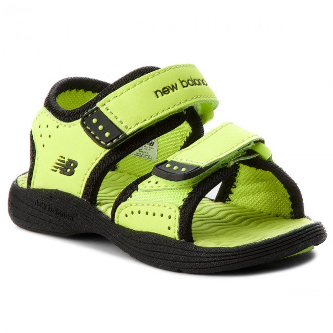 acd8d7a27f031 Sandali NEW BALANCE - K2004BY Giallo - Sandali - Ciabatte e sandali ...