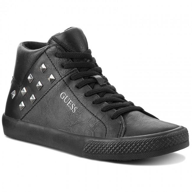 Sneakers GUESS - FJZAC3 ELE12 BKBK - Sneakers - Scarpe basse - Donna ... 2a6fc70850f