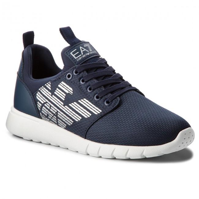 scarpe da ginnastica EA7 EMPORIO ARMANI - X8X007 XCC02 00285 Navy - scarpe da ginnastica - Scarpe basse - Donna | Ottima qualità  | Scolaro/Signora Scarpa