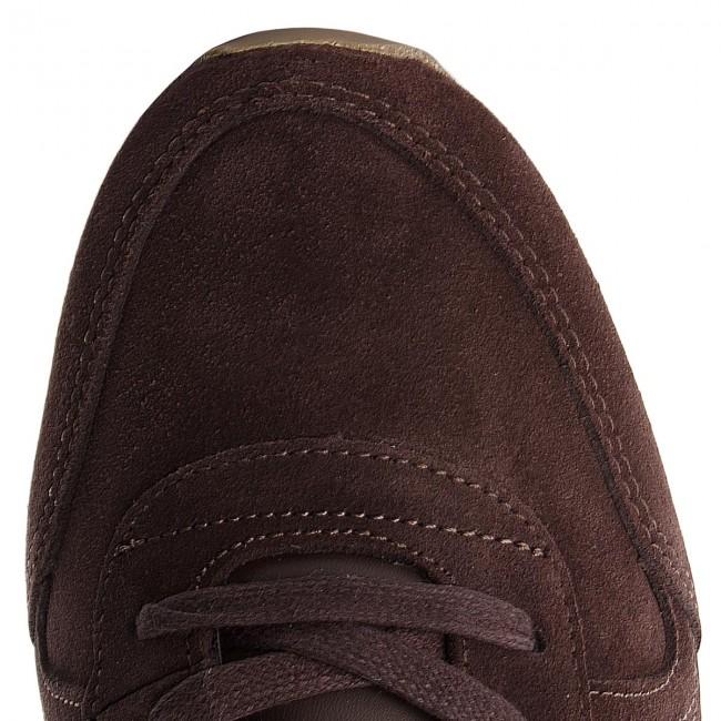 scarpe da ginnastica TOMMY TOMMY TOMMY HILFIGER - Iconic Suede Textile FM0FM01731 Coffee Bean 212 - scarpe da ginnastica - Scarpe basse - Uomo | Exit  | Sig/Sig Ra Scarpa  6c5e51