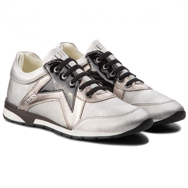 ... scarpe da ginnastica GUESS - - - FJLIT3 ELE12 040G - scarpe da  ginnastica - Scarpe 569f05c2cb3