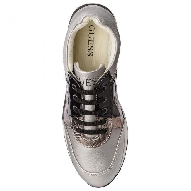 ... scarpe da ginnastica GUESS - - - FJLIT3 ELE12 040G - scarpe da  ginnastica - Scarpe ... 7953c298828
