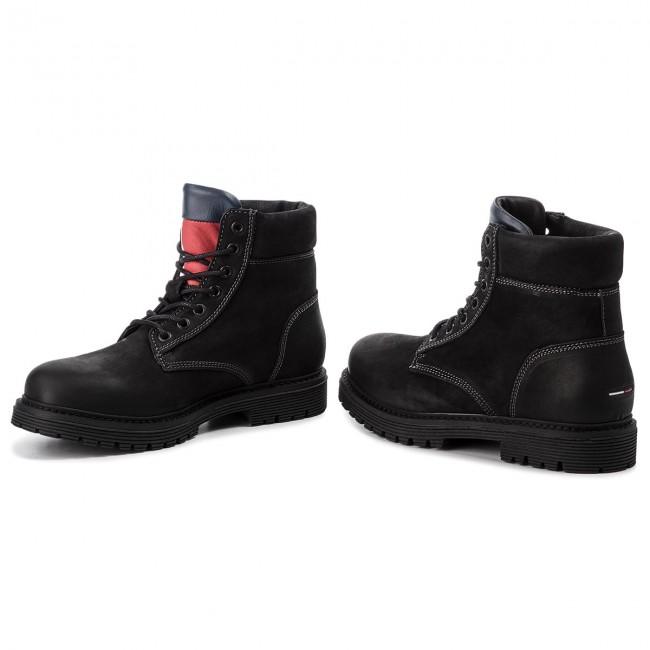 Scarponcini Scarponcini Scarponcini TOMMY JEANS - Iconic Tommy Jeans N EM0EM00155  990 - Scarpe da trekking e scarponcini - Stivali e altri - Uomo | Spaccio  | Sig/Sig Ra Scarpa  09f1e6