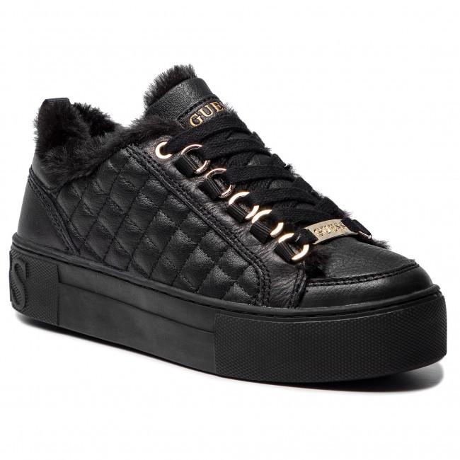 scarpe da ginnastica GUESS - FLMET4 LEA12 nero - scarpe da ginnastica - Scarpe basse - Donna | Meraviglioso  | Uomini/Donne Scarpa