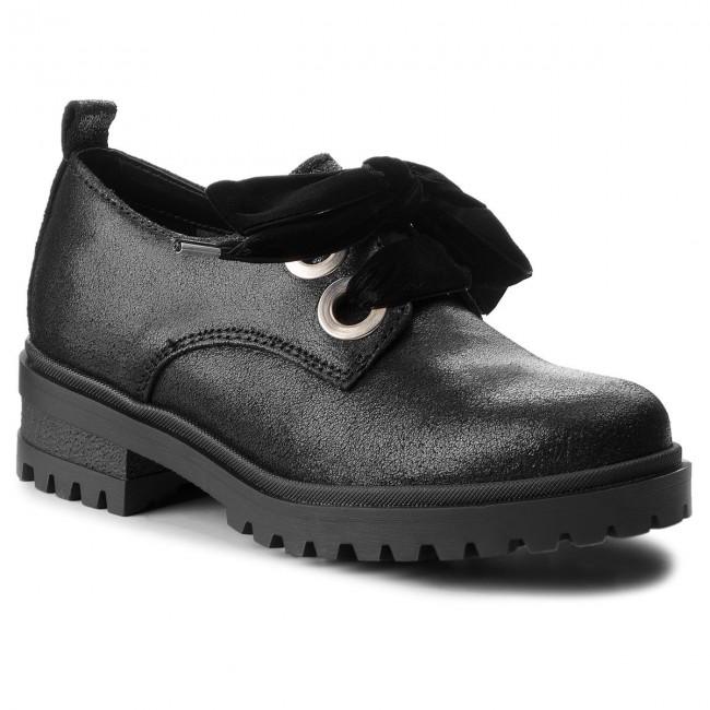Oxfords TOMMY JEANS - Metallic Cleated Sho EN0EN00378 nero 990 - Francesina - Scarpe basse - Donna | il prezzo delle concessioni  | Maschio/Ragazze Scarpa