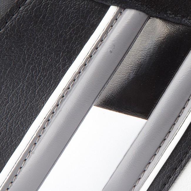scarpe scarpe scarpe da ginnastica TOMMY JEANS - Casual Retro scarpe da ginnastica EM0EM00112 nero Ice 902 - scarpe da ginnastica - Scarpe basse - Uomo   Materiale preferito    Maschio/Ragazze Scarpa  fccff0