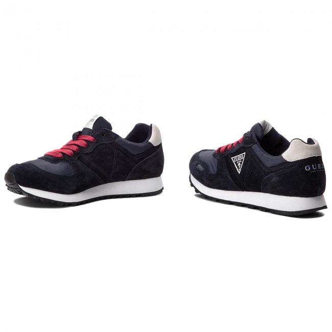 SUE12 FMCHA4 Scarpe DBLUE GUESS Sneakers Sneakers basse Uomo RqzEc