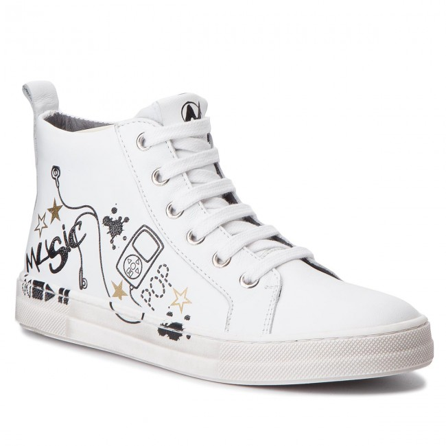 Sneakers NATURINO - Twist 0012501612.01.0N01 M Bianco - Polacchi ... 650139fa4ec