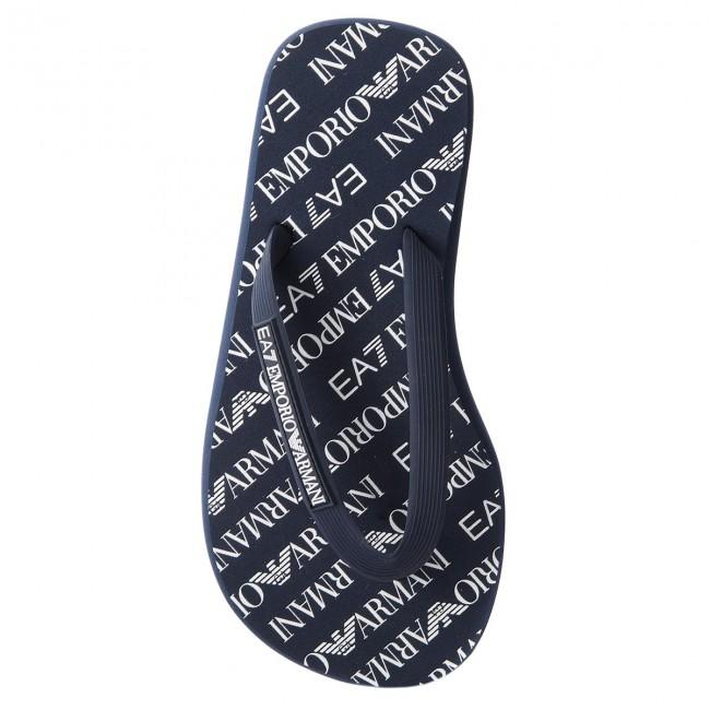 Infradito EA7 EA7 EA7 EMPORIO ARMANI - XCQ001 XCC07 00285 Navy - Infradito - Ciabatte e sandali - Donna | durabilità  | Uomo/Donne Scarpa  0bdd2e