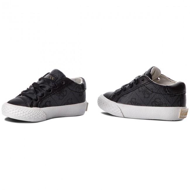 Sneakers GUESS - FTLRE4 FAL12 BKBK - Stringate - Scarpe basse ... 42953ec1f8e