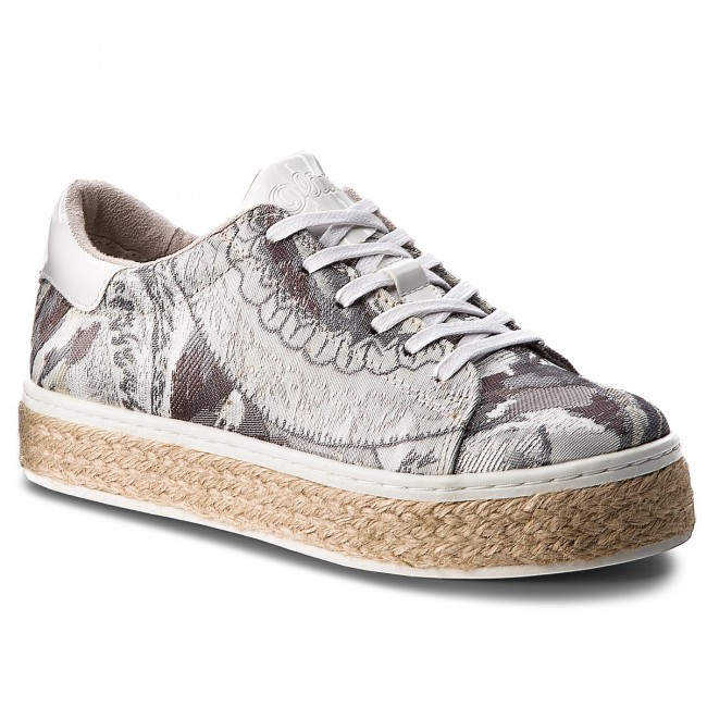 Espadrillas 20 S Silver 954 Multi 5 23654 oliver tdhCQrs