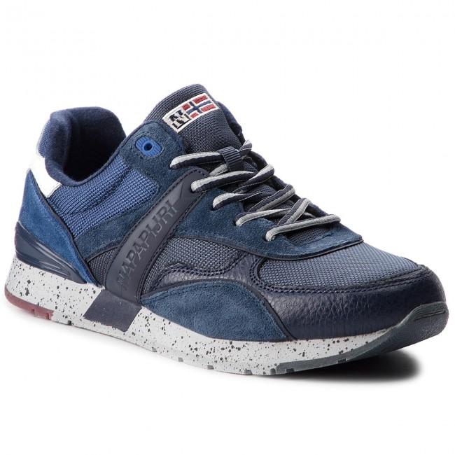 e67fa4097686d Sneakers NAPAPIJRI - Rabari 17831007 Blue Marine N65 - Sneakers ...