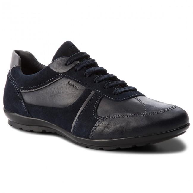 C4002 Navy Geox U Scarpe A U84a5a 01j22 Sneakers Symbol Basse xH8SWqZCw0