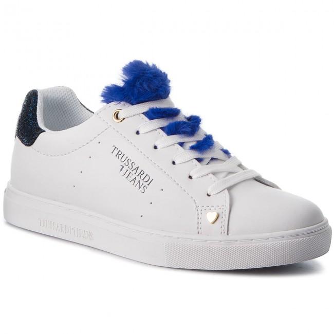 Sneakers TRUSSARDI JEANS - 79A00231 U240 - Sneakers - Scarpe basse ... 5c75e886778