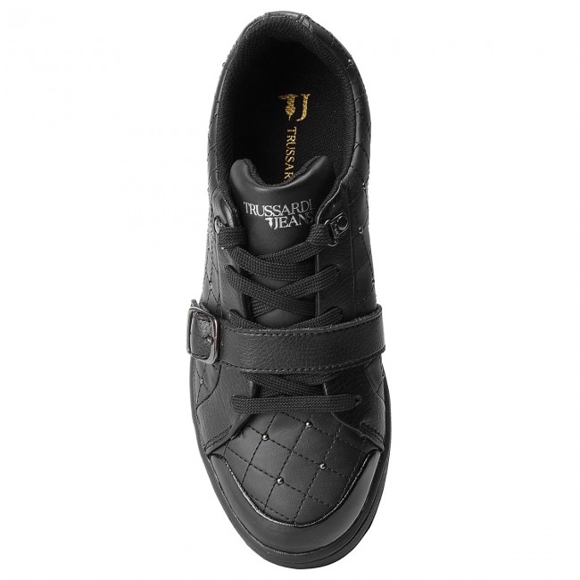 scarpe da ginnastica TRUSSARDI JEANS - 79A00236    K299 - scarpe da ginnastica - Scarpe basse - Donna | Di Rango Primo Tra Prodotti Simili  | Scolaro/Ragazze Scarpa  f3f507
