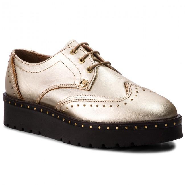 Oxfords TRUSSARDI JEANS - 79A00292 M053 - Francesina - Scarpe basse - Donna | Uscita  | Uomini/Donne Scarpa