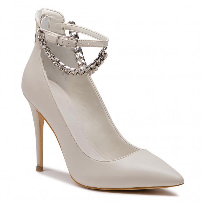 Scarpe stiletto GUESS - FLOEA4 LEA08 SNOW - Stiletti - Scarpe basse - Donna | Il Prezzo Ragionevole  | Uomini/Donne Scarpa
