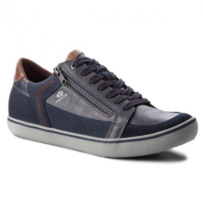 Sneakers GEOX - U Halver A U843AA 054AU C4002 Navy - Sneakers ... ab5d2264a5f