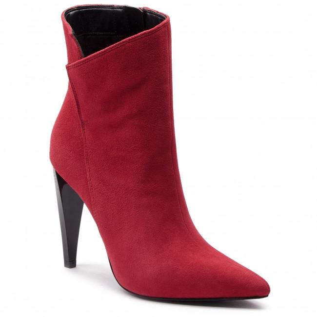 Tronchetti GUESS - FLOPL4 SUE10 rosso  - Tronchetti - Stivali e altri - Donna | durabilità  | Uomini/Donna Scarpa