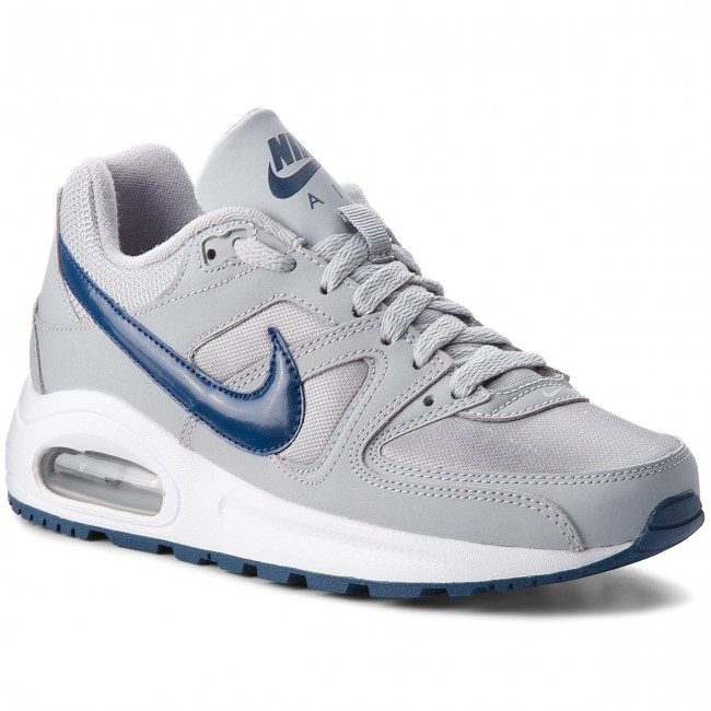 sale retailer e0f97 89251 Scarpe NIKE. Air Max Command Flex (GS) 844346 041 Wolf Grey Coastal Blue  White