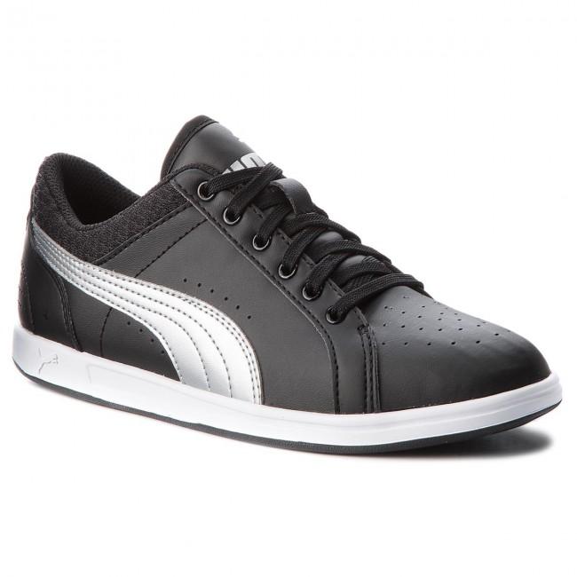 Sneakers Ikaz Blackpuma Lo 07 V2 Silver Puma 363711 rpY5wrq
