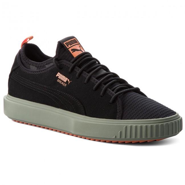 3fc98ec40c9e3 Sneakers PUMA - Breaker Mesh FOF 366987 01 P Blk LaurlWreath Firecrakr