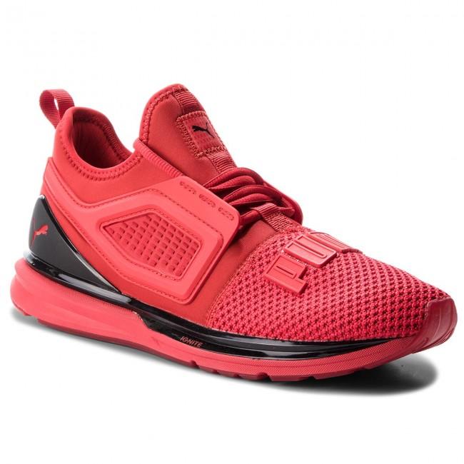 scarpe puma red