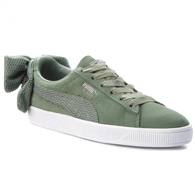 Bow Sneakers 367455 Puma Uprising Suede 02 Wn's Laurel Wreathpuma zMSUVpLGq