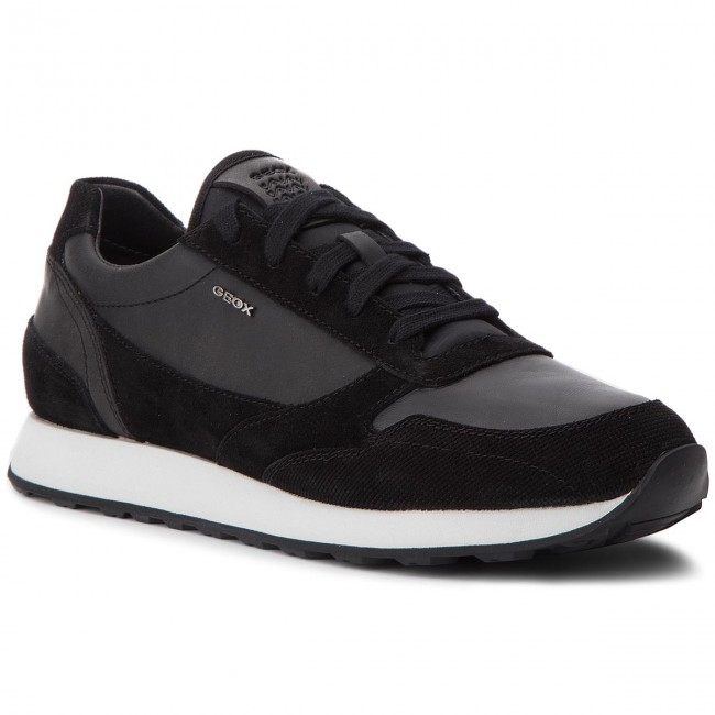 U845va U 022me Geox E9ihwd2 A Vincit Sneakers C9999 Black 3Tcl1uKJF