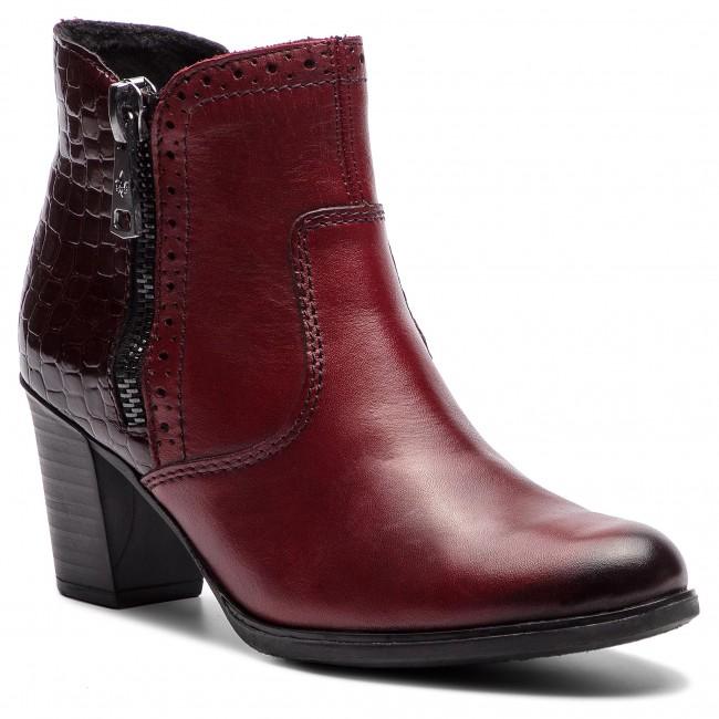 Tronchetti RIEKER - Y8965-35 rosso - Tronchetti - Stivali e altri - Donna | Aspetto Gradevole  | Uomo/Donne Scarpa