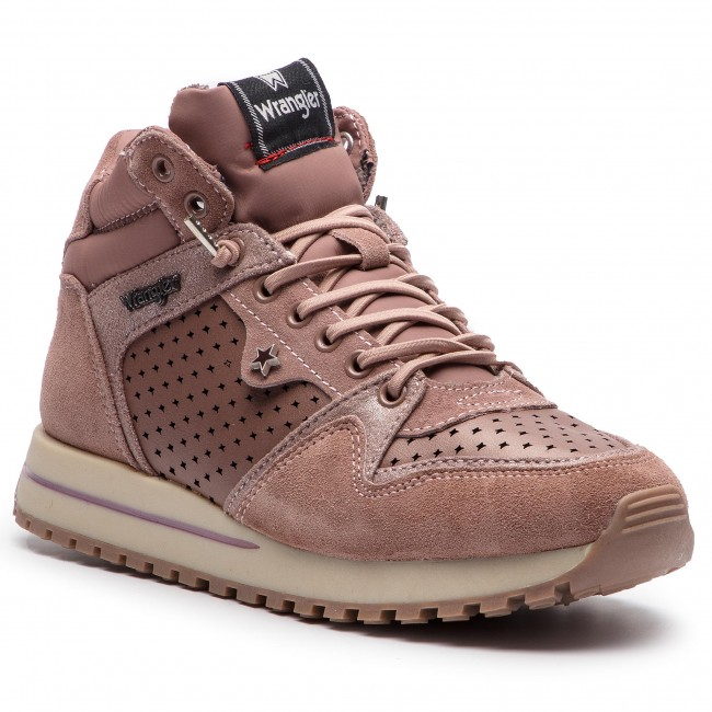 Wrangler Beyond Star Sneakers Rose Antique 610 Wl182642 Mid mwnP0yvN8O