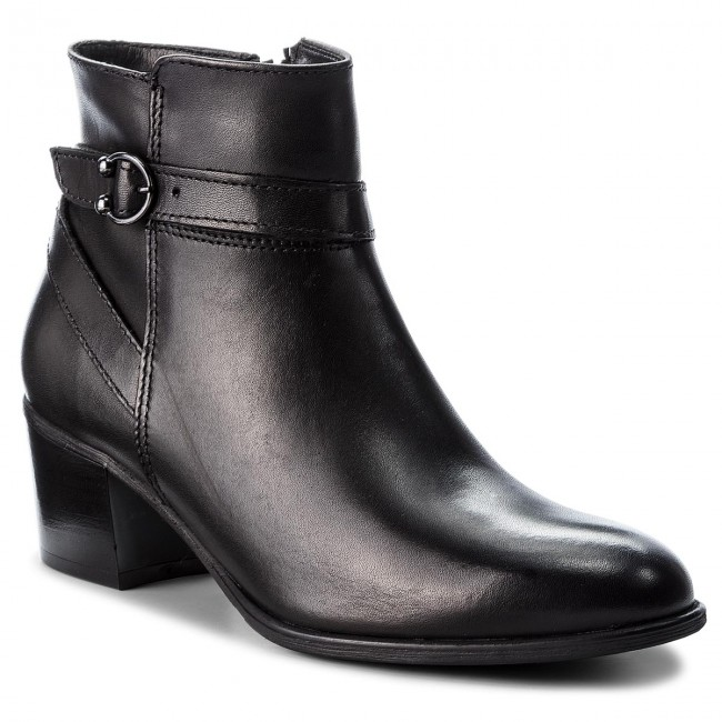 Tronchetti TAMARIS - 1-25390-21 nero Uni 007 - Tronchetti - Stivali e altri - Donna   Materiali Di Qualità Superiore    Gentiluomo/Signora Scarpa