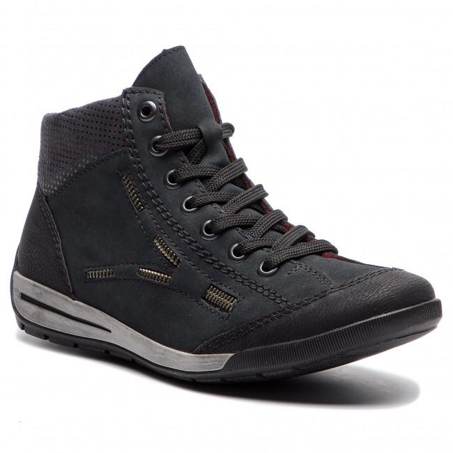 scarpe da ginnastica RIEKER - M3031-01 nero - scarpe da ginnastica - Scarpe basse - Donna | Una Buona Reputazione Nel Mondo  | Uomini/Donna Scarpa