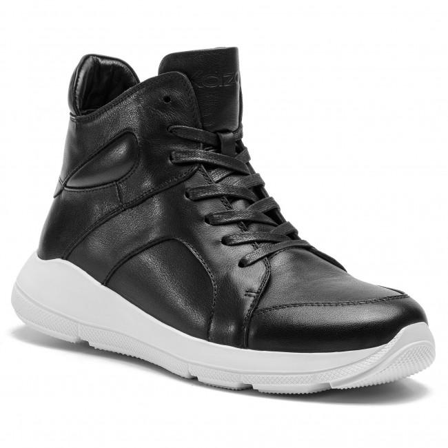 Scarpe Basse 01 Kazar Black 35313 00 Sneakers Ajzon PZwFqYF