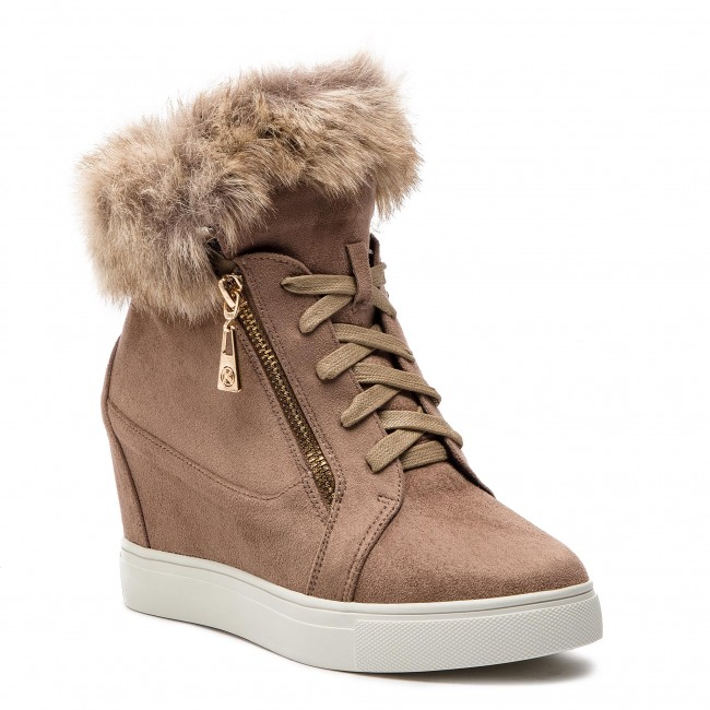 scarpe da ginnastica KAZAR - Izyda 34035-S9-32 Light Marronee - scarpe da ginnastica - Scarpe basse - Donna | Il Più Economico  | Uomini/Donne Scarpa