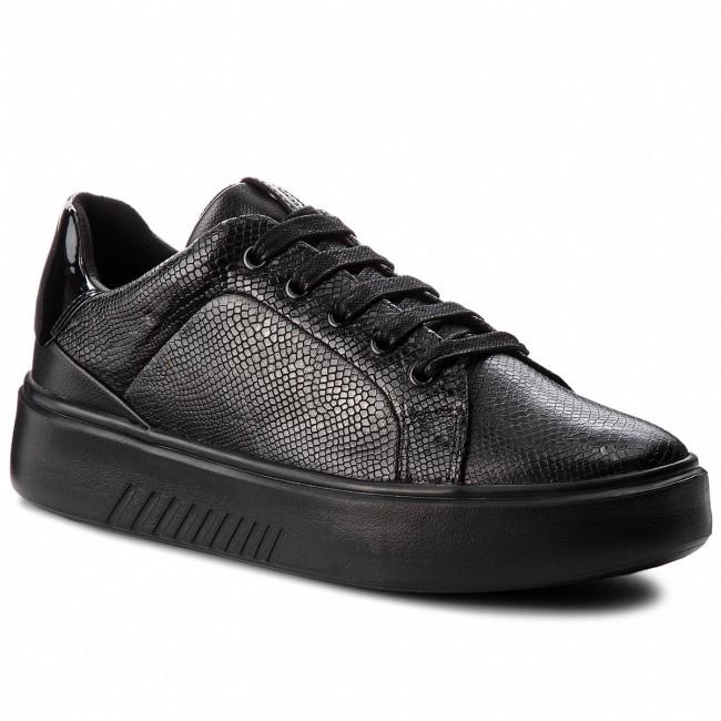 scarpe da ginnastica GEOX - D Nhenbus A D828DA 09DHH C9999 nero - scarpe da ginnastica - Scarpe basse - Donna | diversità  | Maschio/Ragazze Scarpa