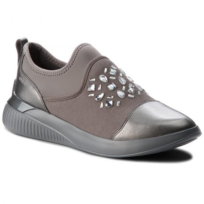 0ajau Graphite D848sa C1115 Geox Theragon A Sneakers D 8TZqwna