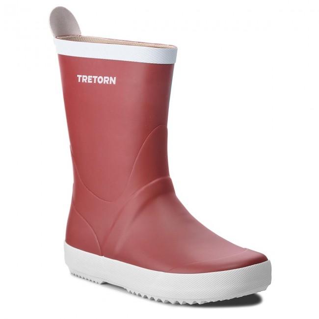 Wellington TRETORN - Wings 472800 Oak rosso 059 - Stivali da pioggia - Stivali e altri - Donna | Una Grande Varietà Di Merci  | Sig/Sig Ra Scarpa