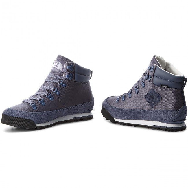 Scarpe da trekking THE NORTH FACE - Back-To-Berkeley Nl T0CKK45SJ Grisaille  Grey a1eaf5d0f5bb