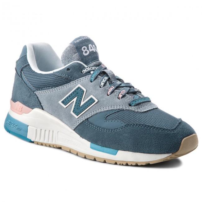 d1c8874edd Sneakers NEW BALANCE - WL840RTC Blu - Sneakers - Scarpe basse ...