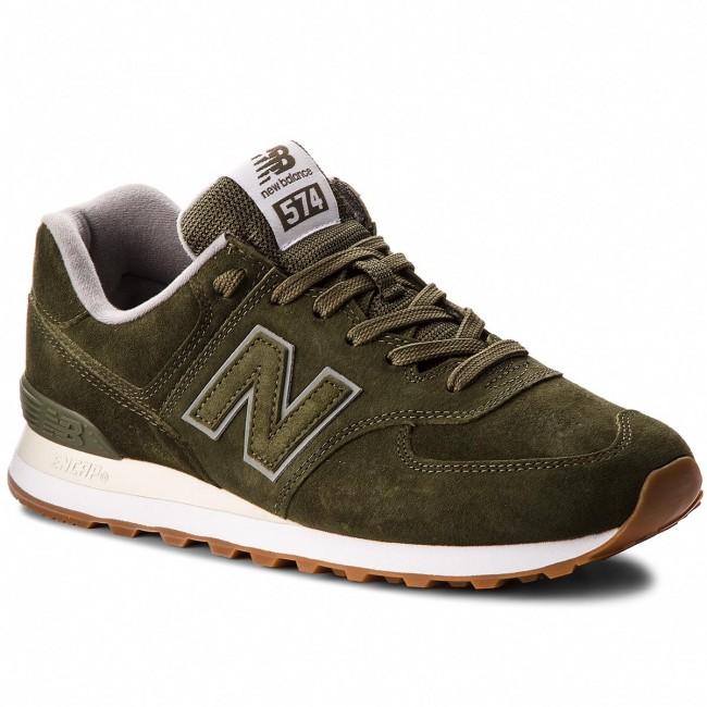 new balance numero verde