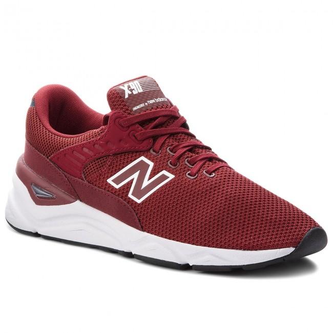 506d11fcb4fc Sneakers NEW BALANCE - MSX90CRG Bordeaux - Sneakers - Scarpe basse ...