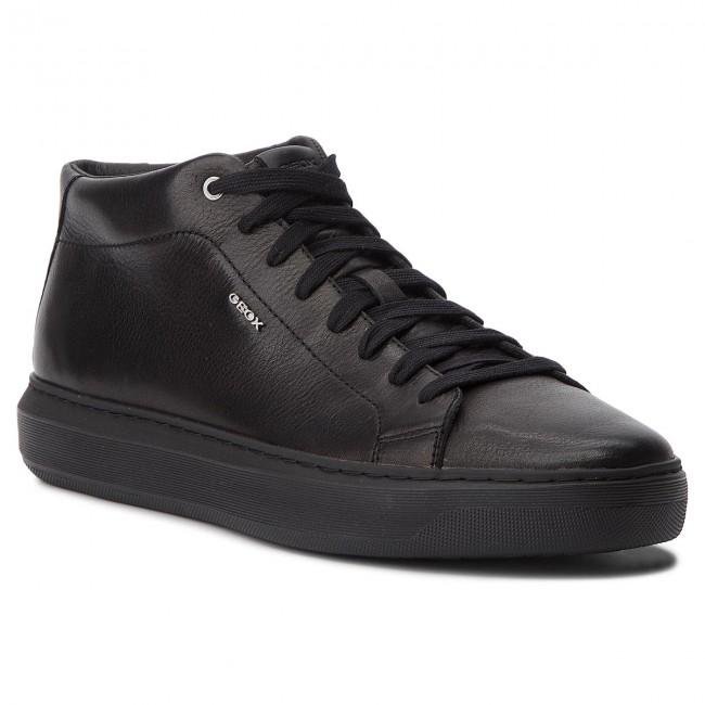 Sneakers GEOX - U Deiven A U845WA 000FV C9999 Black - Sneakers ... 38cced49671