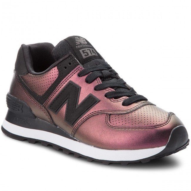 new balance bordo donna