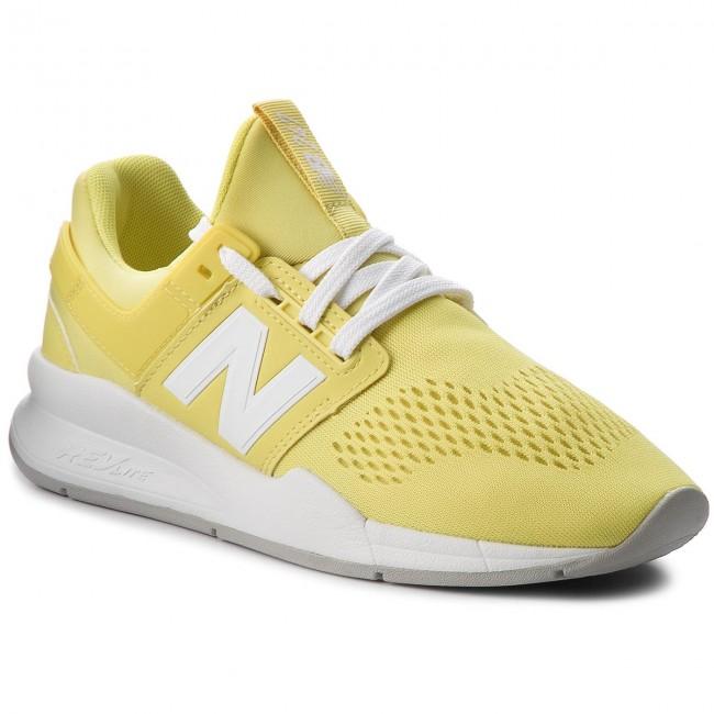 a42c60f6e676e Sneakers NEW BALANCE - WS247UG Giallo - Sneakers - Scarpe basse ...