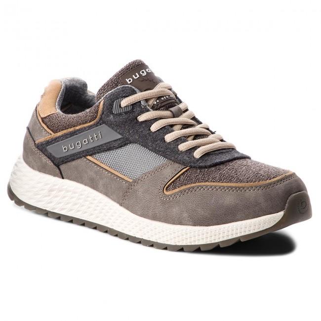 scarpe da ginnastica BUGATTI - 321-54803-6900-1400 Taupe - scarpe da ginnastica - Scarpe basse - Uomo   attività di esportazione in linea    Sig/Sig Ra Scarpa