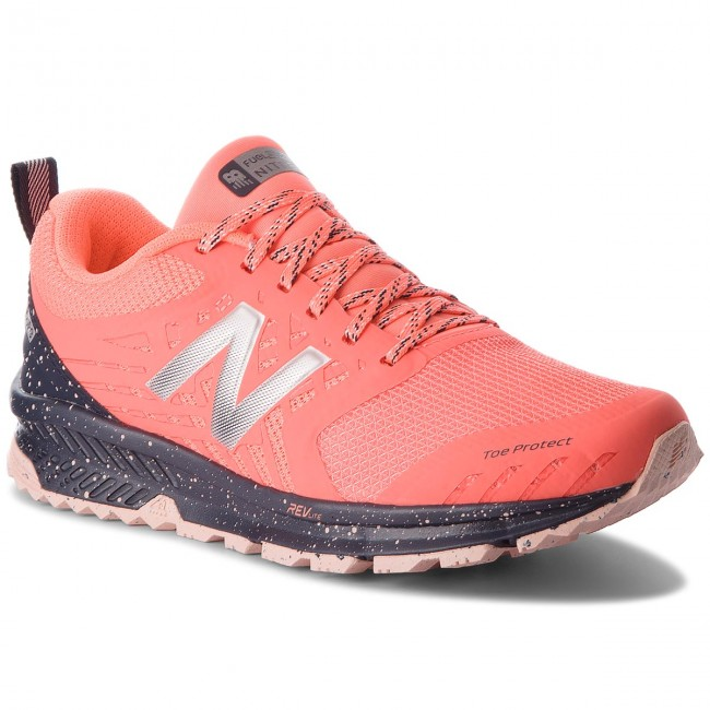 Scarpe Running Balance Trail Wtntrrf1 Rosa New vvqrT